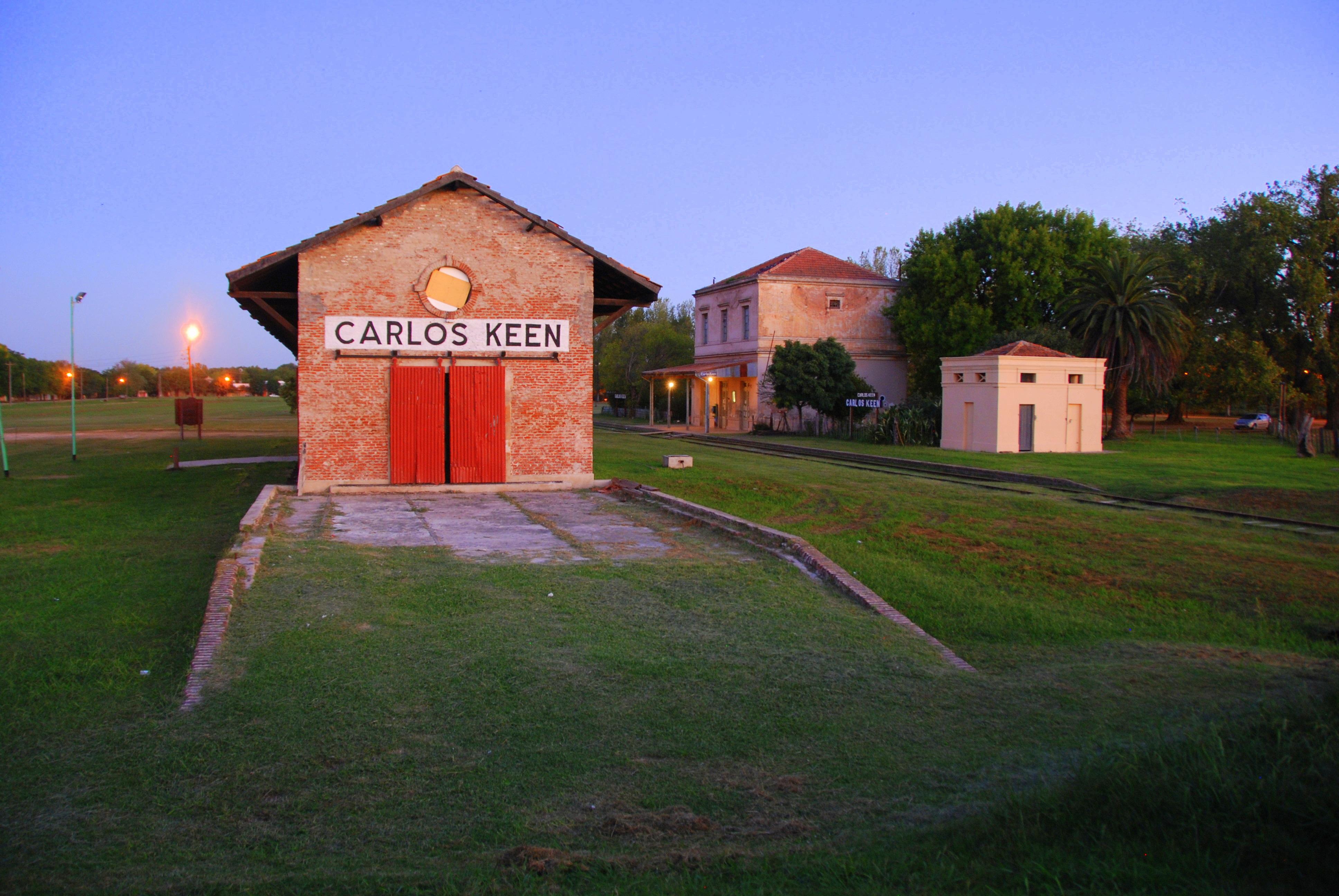 Conheçam a Fundação Camino Abierto, em Carlos Keen