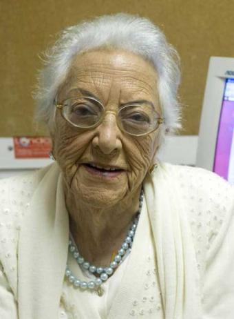 Aos 97 anos, morreu a avó blogueira