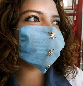 Os brasileiros não estavam nem aí para a gripe suína
