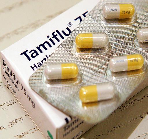 Eu também quero o meu Tamiflu!!!