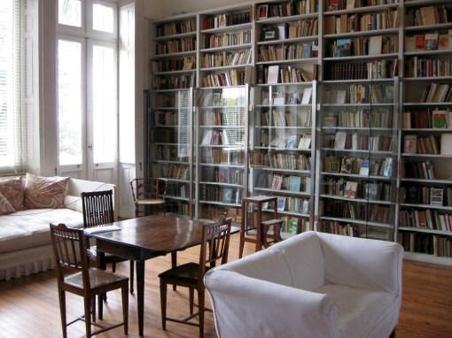 villa ocampo biblioteca