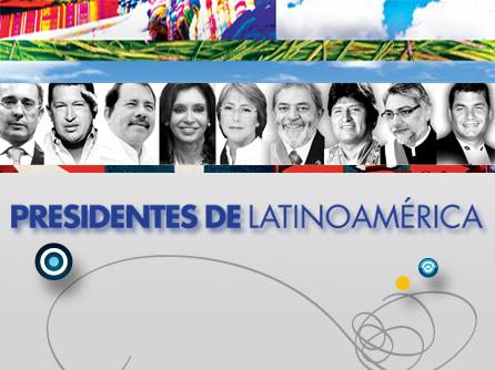 Presidente de Latinoamerica