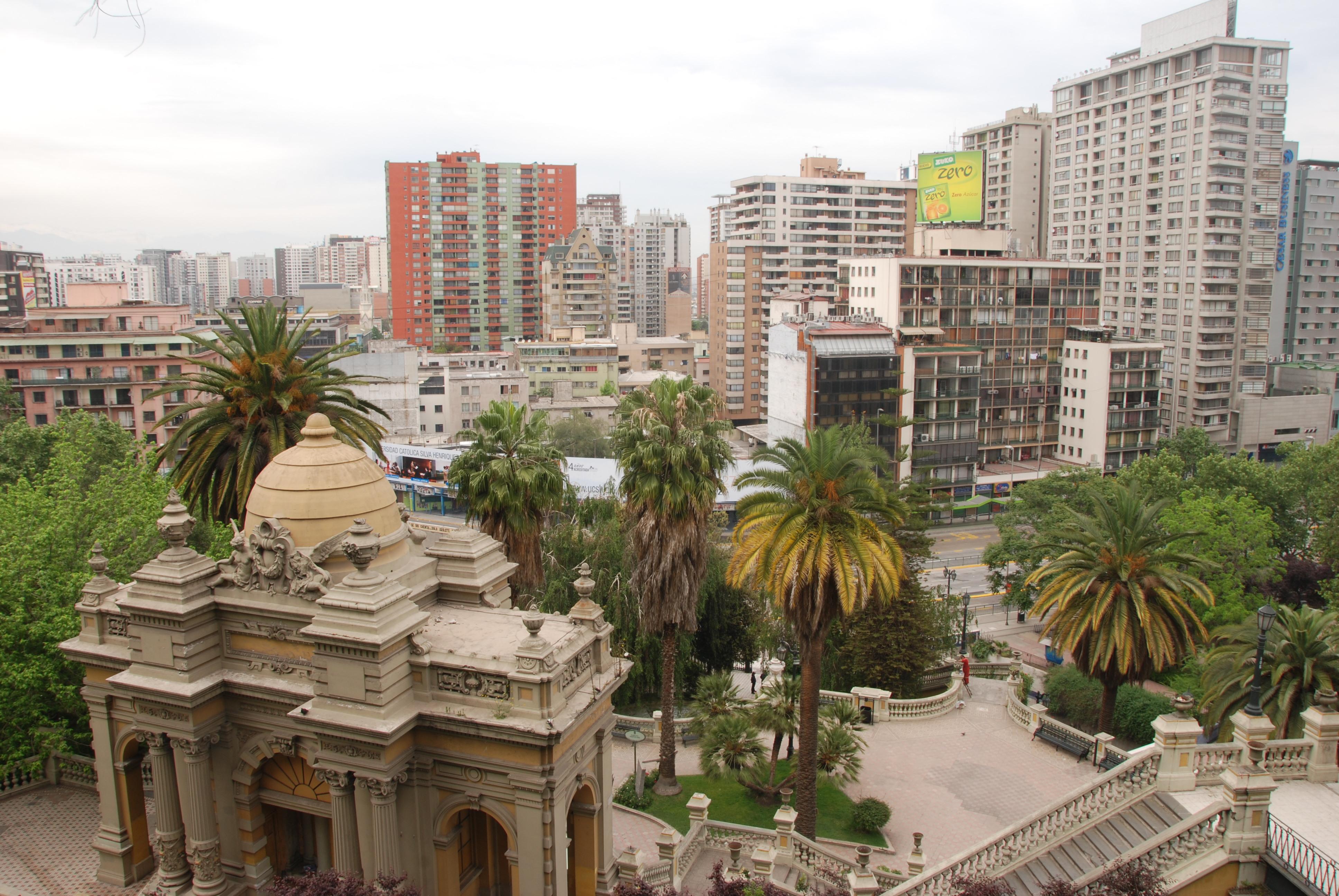 Dicas de Santiago do Chile _ Roteiro básico