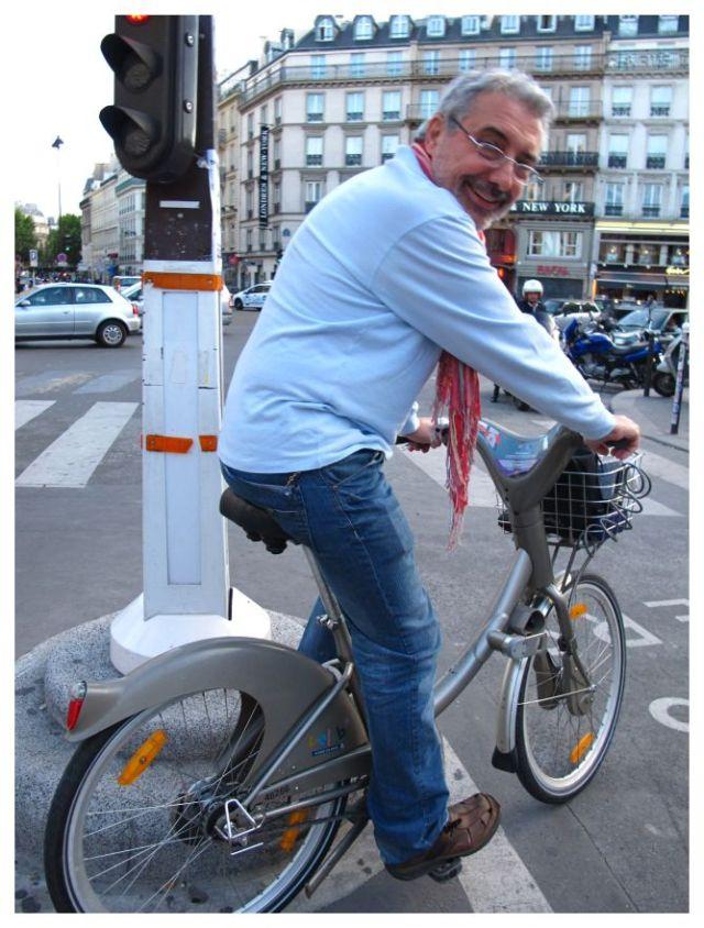 Vélib – Paris cotidiano