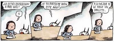 Natal, por Liniers