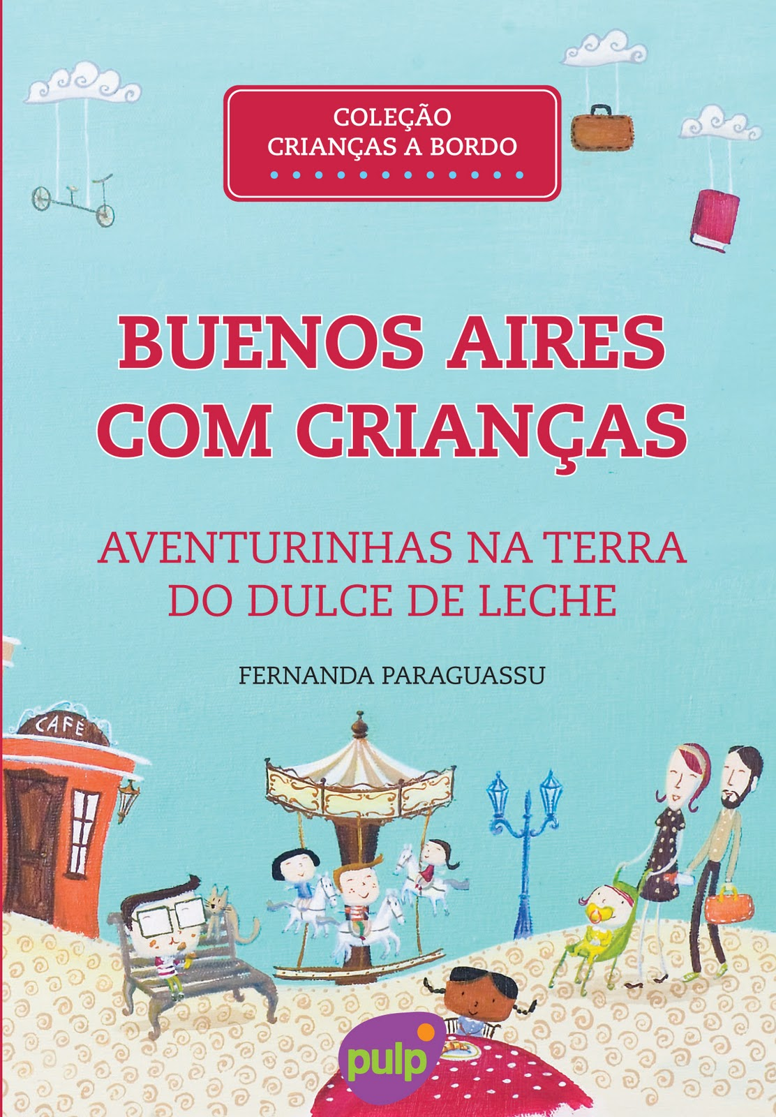 Buenos Aires para Niños, agora em livro
