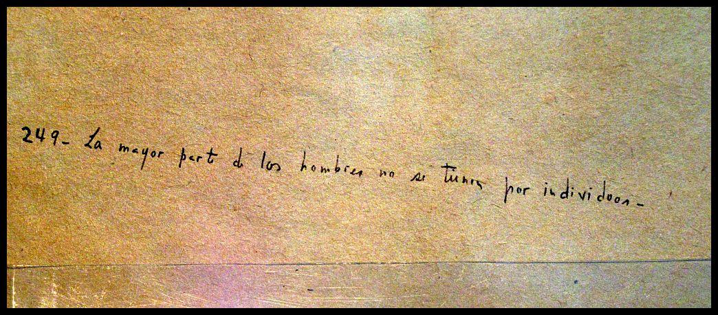 Cartas de Baires: Uma tarde na Biblioteca de Babel