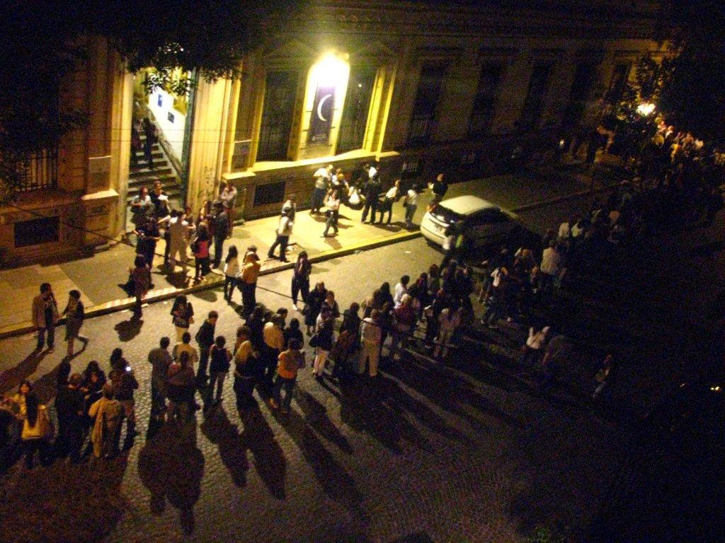 Dica para sábado: Noche de los Museos