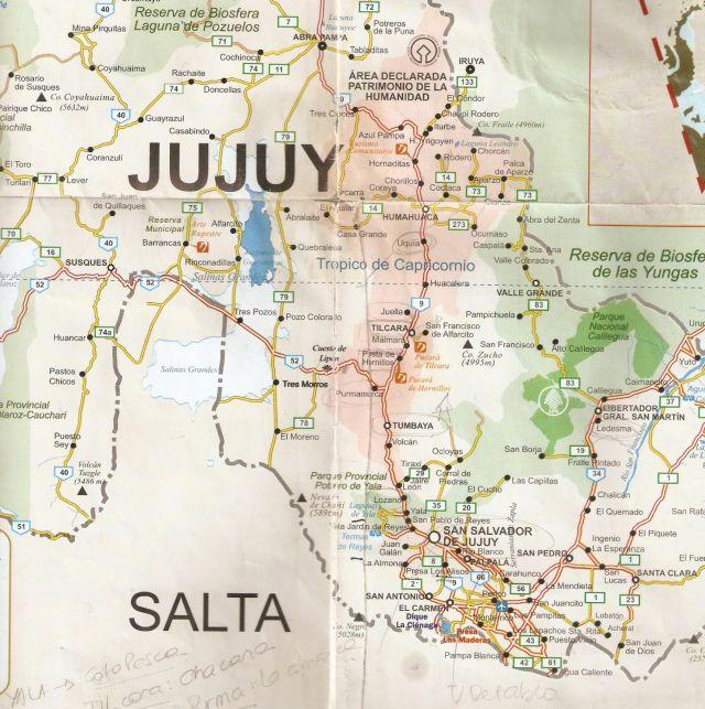 Dicas de Salta e Jujuy (Lagoas de Yala e Termas de Reyes)